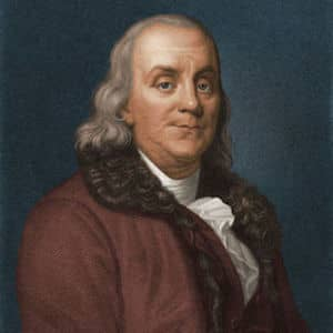 citation culte de benjamin-franklin -