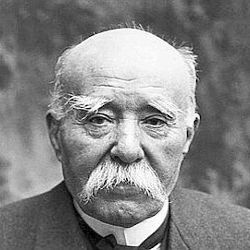 La citation culte de Georges Clemenceau  Vie Politique