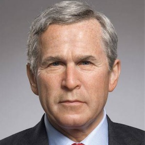 citation culte de georges-w-bush -