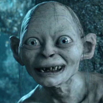 citation culte de gollum -