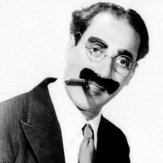 citation culte de groucho -