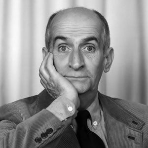 La citation culte de Louis de Funès  citation