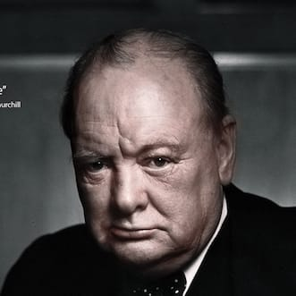 citation culte de winston-churchill -